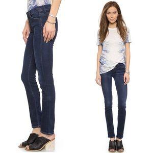 Goldsign Misfit Straight Leg Stretch Jeans 27